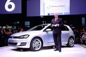 A fost lansat Volkswagen Golf VII