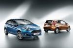 Noul Ford Fiesta a fost lansat la Amsterdam