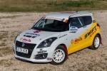 Suzuki Romania pregateste noul Swift Sport pentru debutul in raliuri