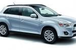 Mitsubishi ASX 2013 va fi prezentat la Salonul Auto de la Paris 2012