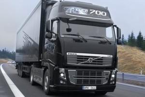 Volvo FH16 iese în evidenţă