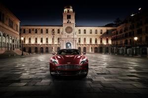 Aston Martin Vanquish - Galerie foto si material video