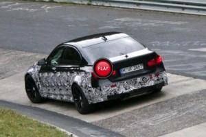 VIDEO: Noul BMW M3 in actiune