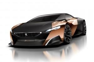 Un concept superb - Peugeot Onyx