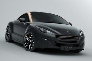 Imagini oficiale cu noul Peugeot RCZ