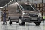 Ford lansează noile modele de vehicule comerciale globale Transit şi Transit Connect la evenimentul