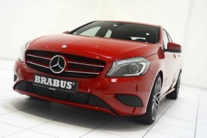 Brabus ia in vizor noul Mercedes-Benz A-Klasse