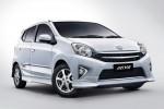 Daihatsu si Toyota au facut gemeni: Ayla si Agya