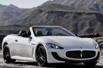 Primele imagini cu Maserati GranCabrio MC Stradale