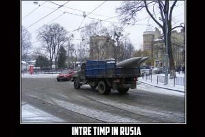 Intre timp in Rusia - O noua compilatie de accidente