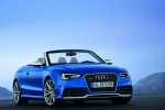 Noul Audi RS5 Cabriolet in actiune