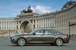 Noul BMW Seria 7 a debutat în România la Cupa de Cristal 2012