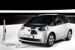 Toyota IQ EV lansat oficial, mort din fasa!