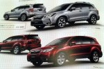 Prima imagine cu noul Subaru Forester
