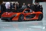 LIVE de la Paris 2012: McLaren P1