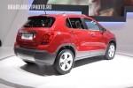 LIVE de la Paris 2012: Chevrolet Trax
