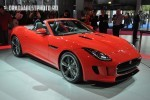 LIVE de la Paris 2012: Jaguar F-Type