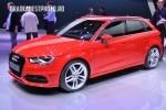 LIVE de la Paris 2012: Audi A3
