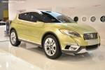 LIVE de la Paris 2012: Suzuki S-CROSS