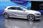 LIVE de la Paris 2012: Mercedes A-Class