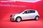 Termometre si sisteme de navigatie pe noile modele Dacia