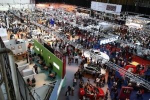 Salonul Auto Bucuresti & Accesorii 2012