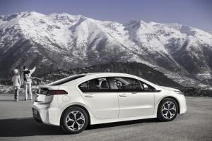 Drive test cu automobile electrice la EV SHOW 2012