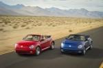 VW Beetle Cabrio se prezinta