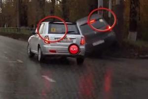 Cum se pupa un Volkswagen cu o masina chinezeasca