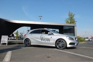 Mercedes-Benz prezintă Noua Clasă A în cadrul Roadshow-ului
