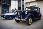 Opel Super Six 1938, fostă maşină de Poliţie
