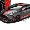 TUNING: Cinci versiuni modificate de Ford Focus ST