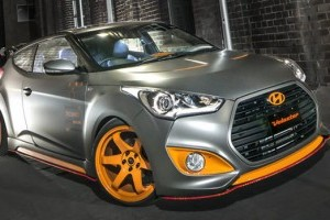 TUNING: Hyundai Veloster Street Concept
