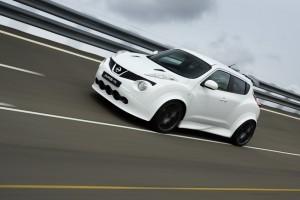 Primul exemplar Nissan Juke-R
