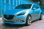 Posibile imagini cu Mazda3 2014