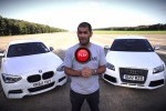 VIDEO: BMW M135i versus Audi RS3