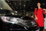 VIDEO & FOTO: Lansarea CR-V la SAB&A 2012