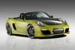 TUNING: SpeedART modifica Porsche Boxter 981