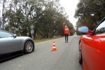 VIDEO: Bugatti Veyron versus Ferrari F430