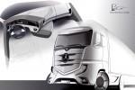Mercedes-Benz Actros câştigă două premii pentru design