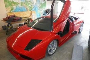TUNING: Toyota MR2 transformat in Lamborghini Murcielago