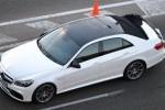 Mercedes E-Klasse 2014 a fost surprins in Spania