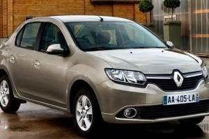 Renault transforma noul Logan in Symbol Sedan