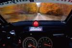 VIDEO: Cu 200 km/h in padure