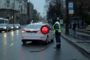 Intre timp in Rusia: De ce m-ati tras pe dreapta?