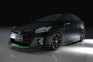 TUNING: Wald International modifica Toyota Prius