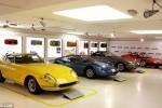 Ferrari a expus o serie de modele realizate in colaborare cu Pininfarina