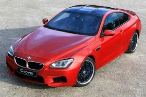 TUNING: G-Power modifica BMW M6 Coupe