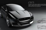 Jaguar ne prezinta conceptul C-X3