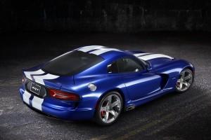 Galerie foto ampla cu noul Dodge Viper SRT